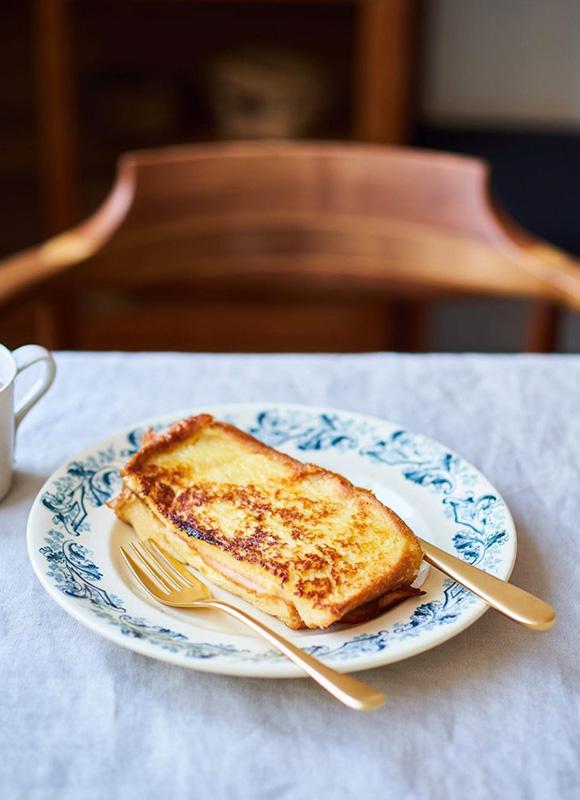 画像: 気分があがる甘酒のフレンチトースト