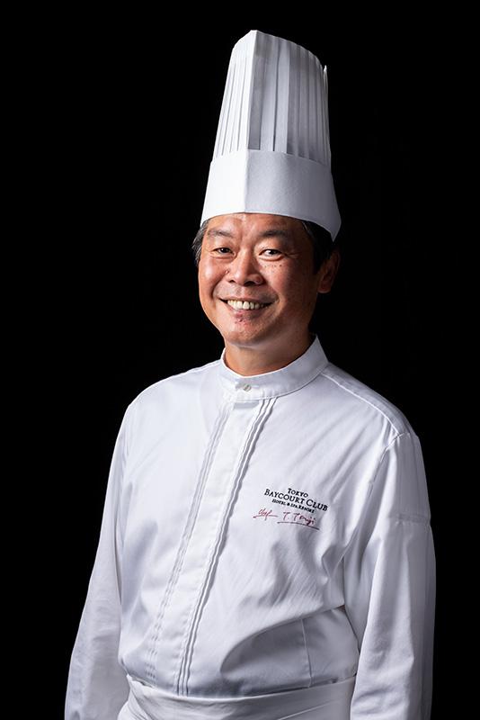 画像: 料理長の辻智一さん。フィレンツェの「エノテーカピンキオーリ」で研鑽を積み、「エノテーカピンキオーリ東京」で総料理長を務めた経験を持つ実力派です