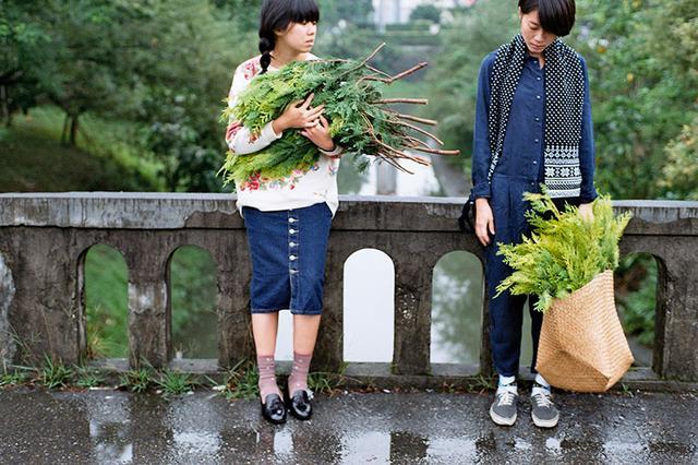 画像1: 日本の映画に出てきそうな「冬山橋(ドンシャン・チャオ)」