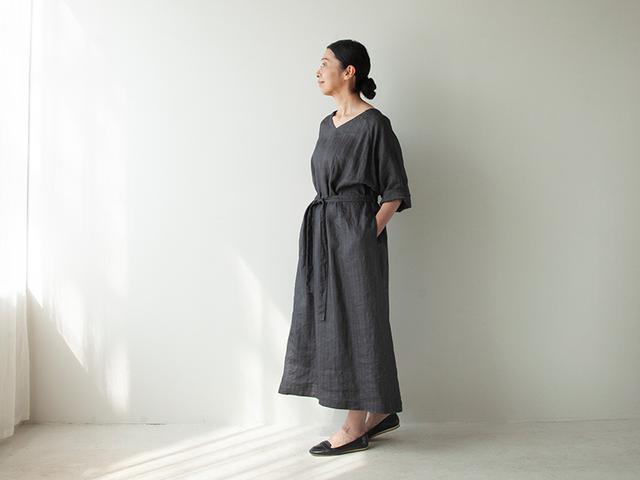 画像: 一枚で涼しく着られるワンピースを、板倉直子さんと考えました