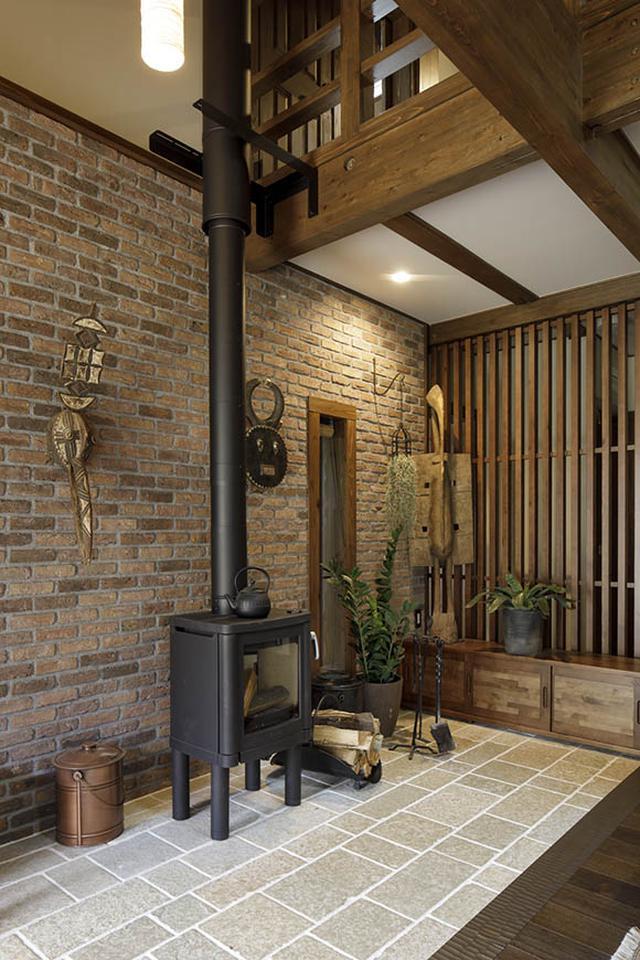 画像: 「倭様 程々の家」は、どっしりとした風格のある佇まい