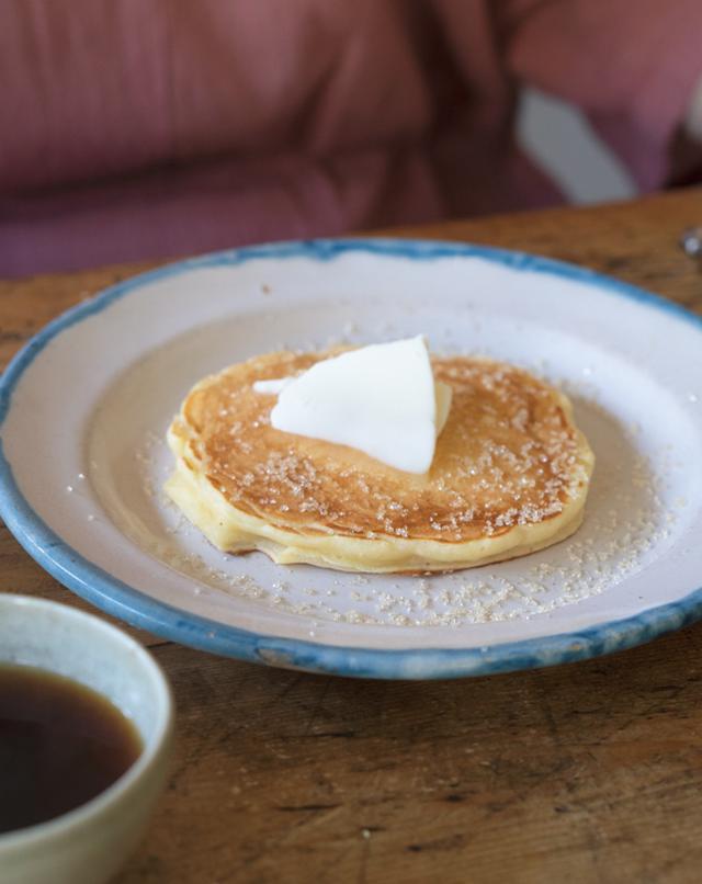 画像: 細川亜衣さん 最高のパンケーキ