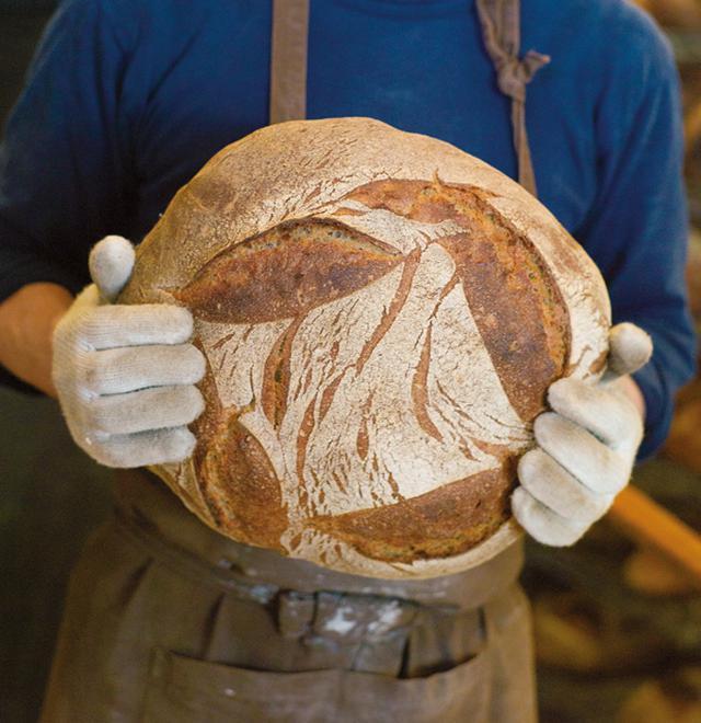 画像: 捨てないパン屋のお話
