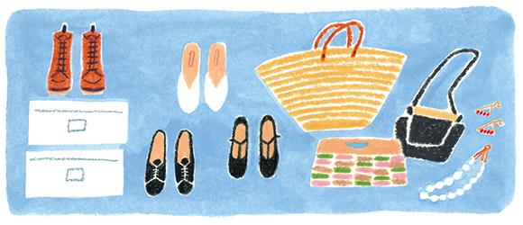 画像: 本当に必要な服はシーズン何着? 金子由紀子さん 引き算クローゼットの整え方