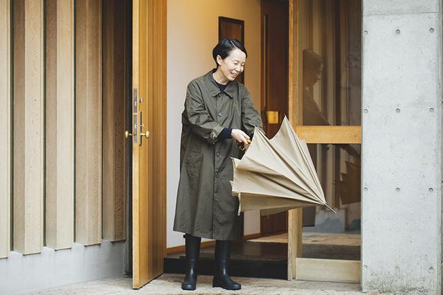 画像1: お気に入りの雨具と室内の湿気対策|引田かおりさん「どっちでもいい」をやめてみる