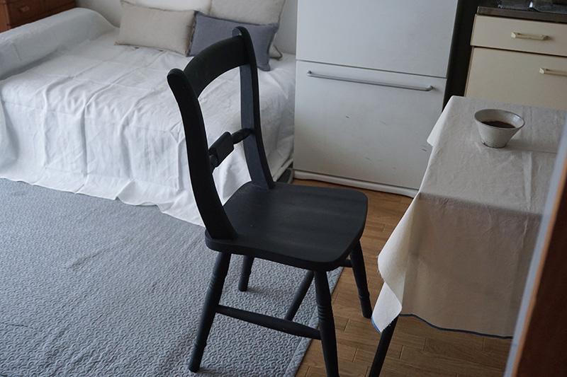 画像2: 好みに合わない椅子をペイントでイメージチェンジ
