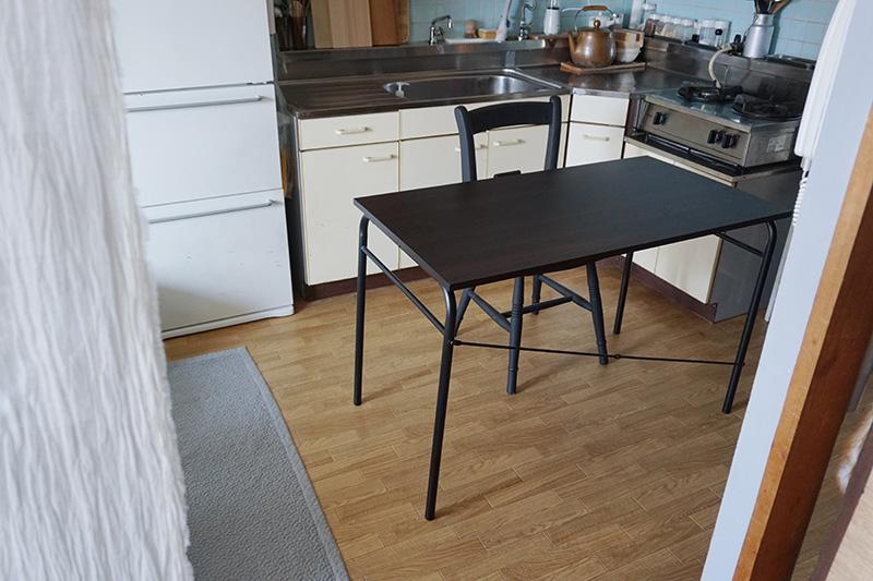画像1: やっぱり、ダイニングテーブルが欲しい!
