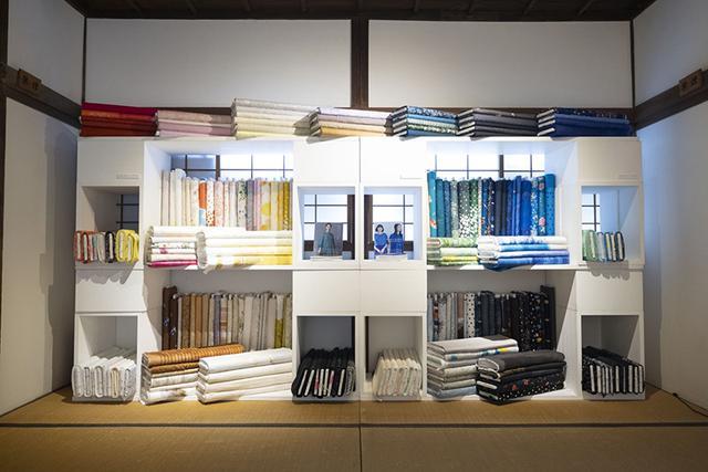 画像1: 世界に愛される「Naomi Ito Textile nani IRO」20年の歩みを一堂に展示