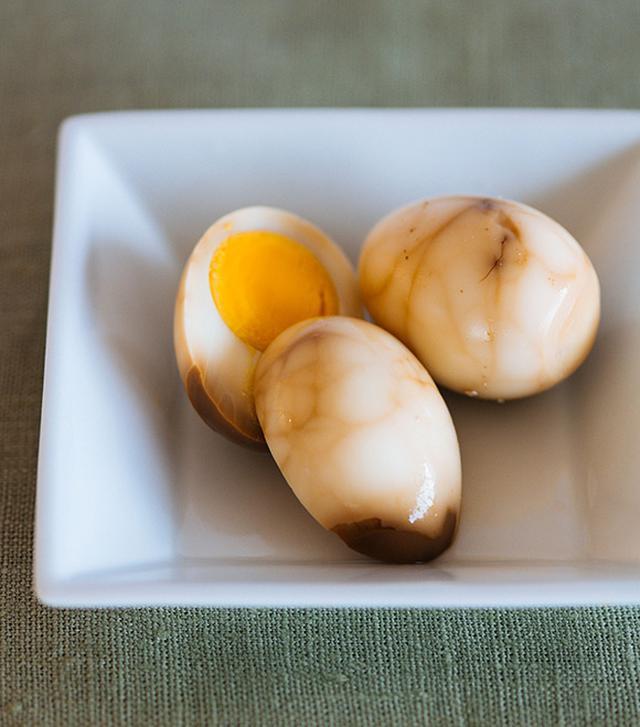画像: 大理石卵のつくり方