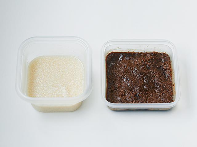 画像: 塩麹としょうゆ麹も手づくり。肉や魚をつけたり、野菜のディップとしても。