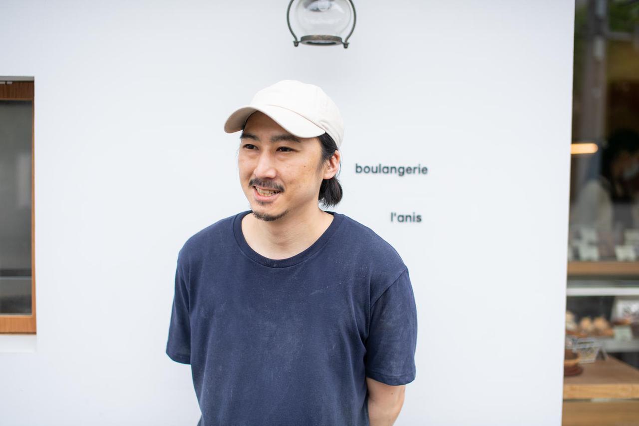 画像: 温和な雰囲気の原さんは、長野県出身で根っからの食べ物好き