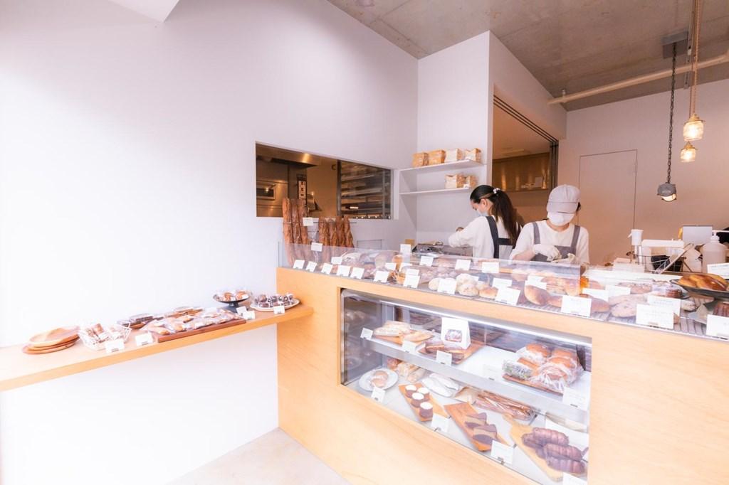 画像: お菓子と料理から学んだものを、パンに繋いで
