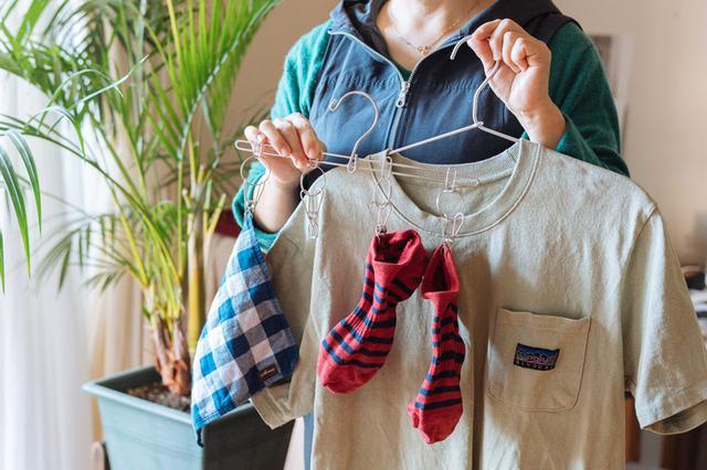 画像5: 「洗濯」の工程を減らしたい!