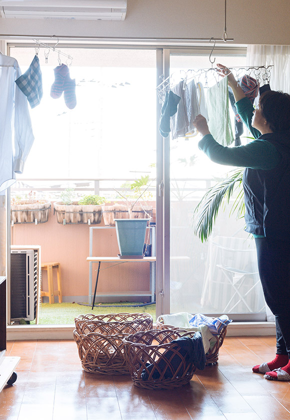 画像2: 「洗濯」の工程を減らしたい!
