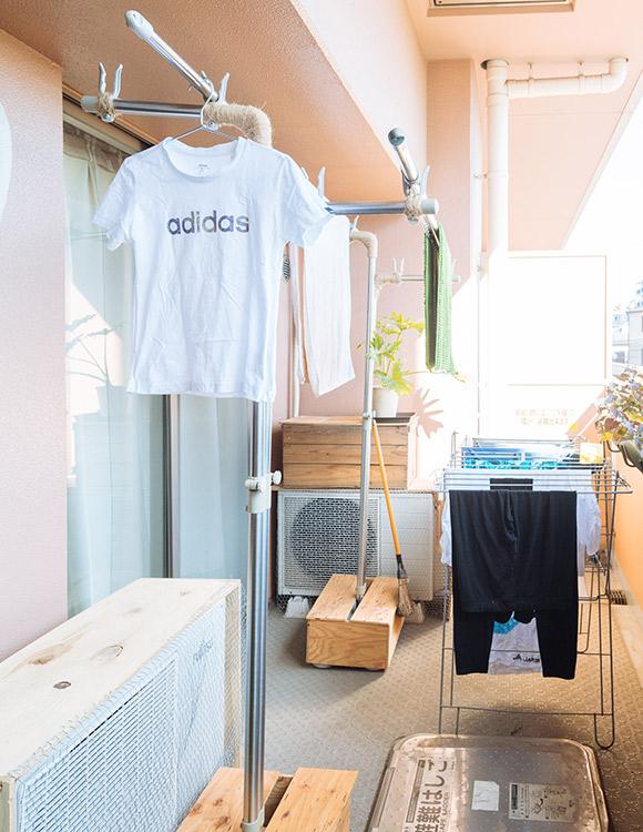 画像1: 「洗濯」の工程を減らしたい!