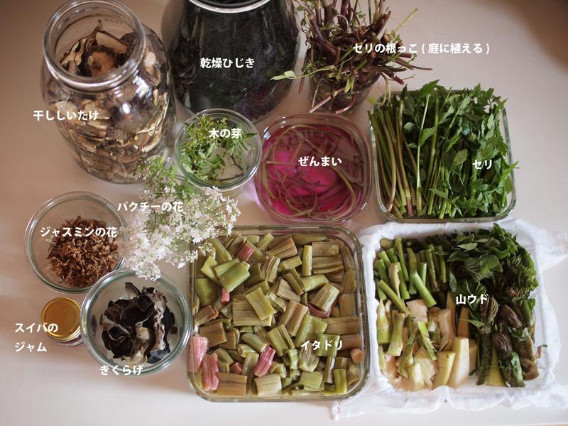 画像: 手づくり保存食のあれこれ