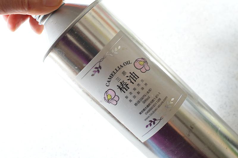 画像: 椿油のこと