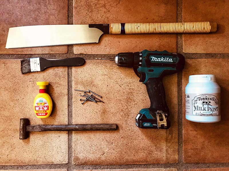 画像: 道具