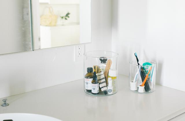 画像2: 「ガラス」が日用品の生活感をほどよく包む