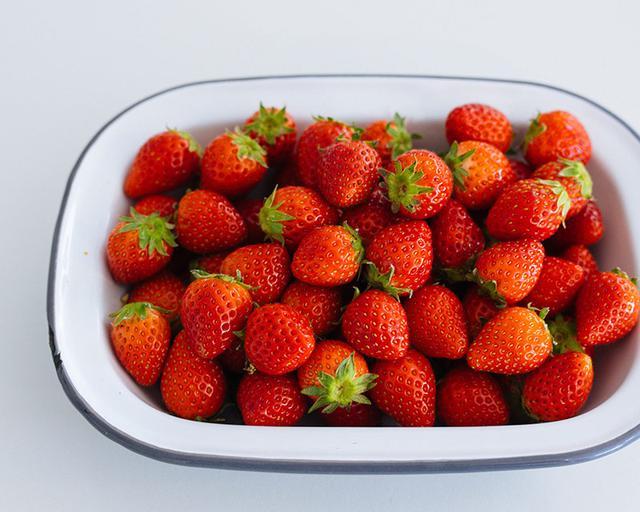 画像: そのまま食べても、加工してもおいしい、春のいちご
