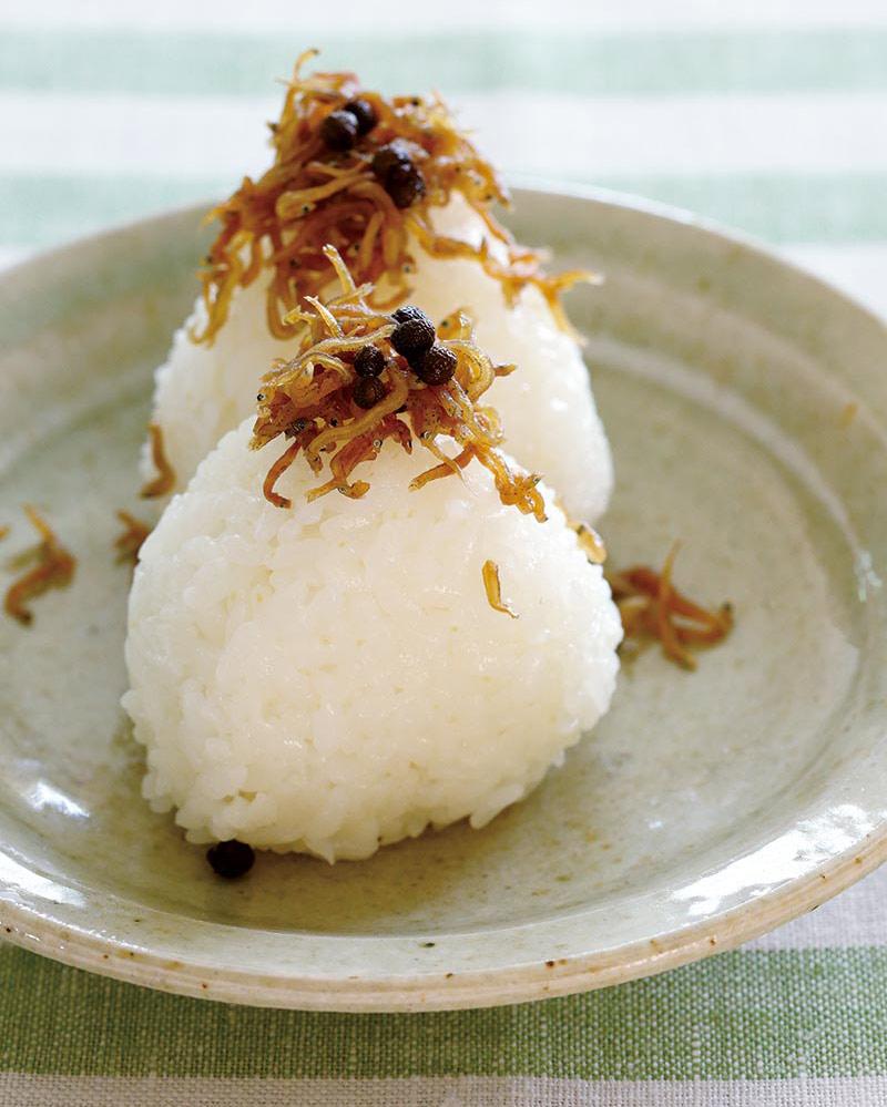 画像1: 実山椒のしょうゆ漬けでつくる じゃこ山椒