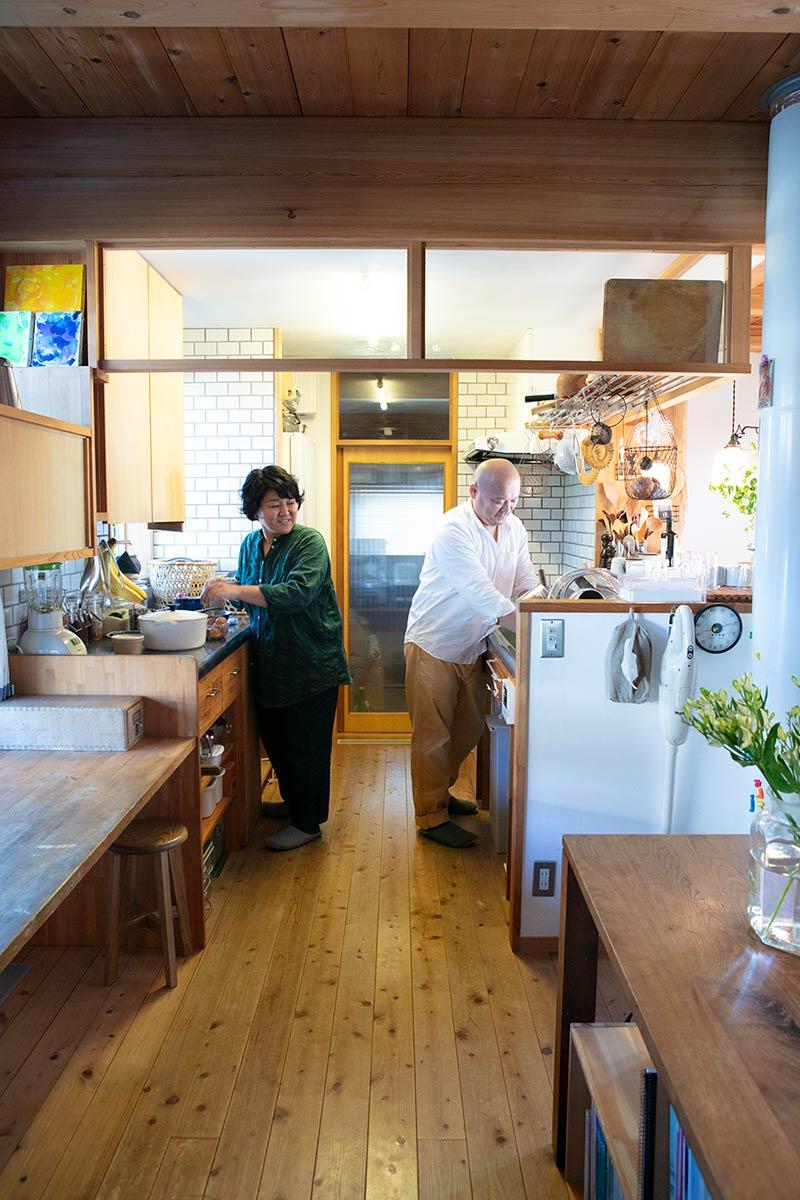 画像2: 台所をお母さんの領域にしない