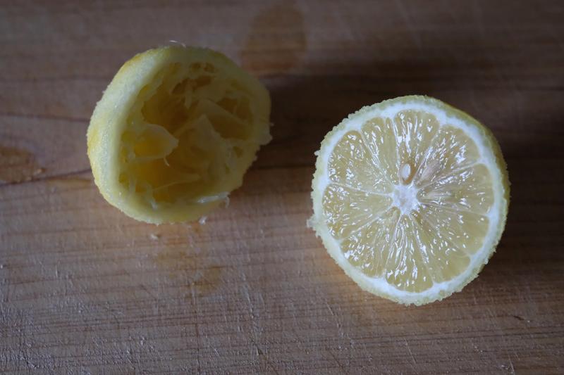 画像: レモンはワックス未使用、国産がおすすめです