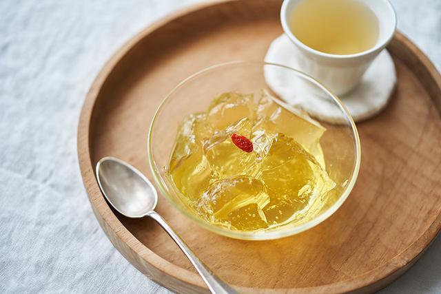画像: 阿波番茶のお茶ゼリーのつくり方