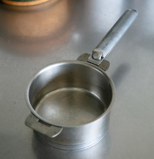 画像4: 道具は小さいものを使う