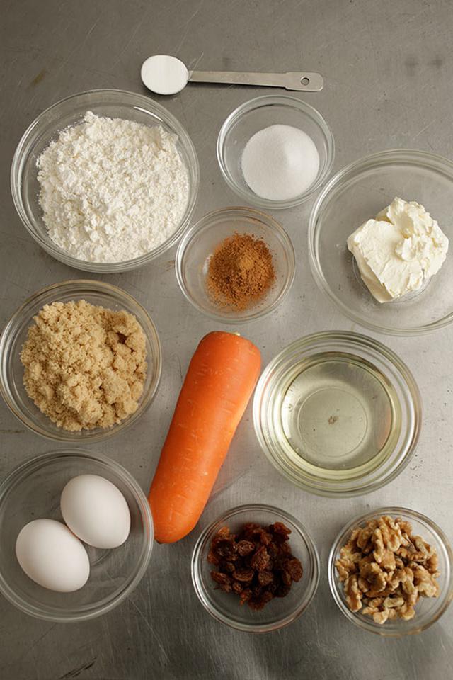 画像: キャロットケーキのつくり方
