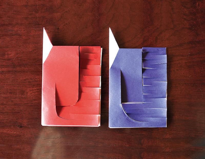 画像1: 紙とはさみでつくる、七夕飾り「オルスイさん」のつくり方