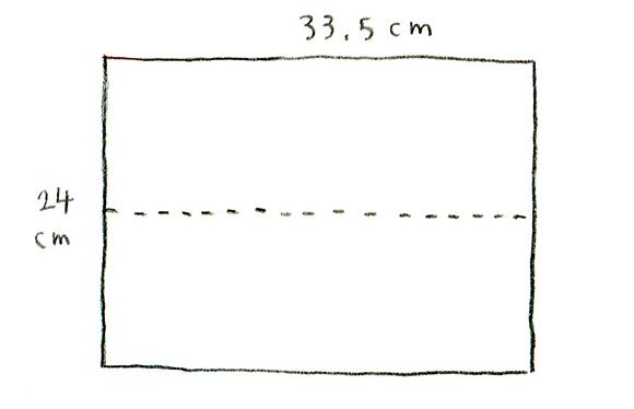 画像2: 紙とはさみでつくる、七夕飾り「オルスイさん」のつくり方