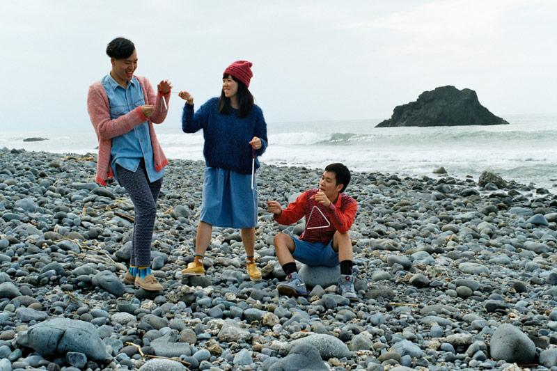 画像3: 石と石がぶつかり合う音が心地よい「加母子灣(ジャームーズーワン)」
