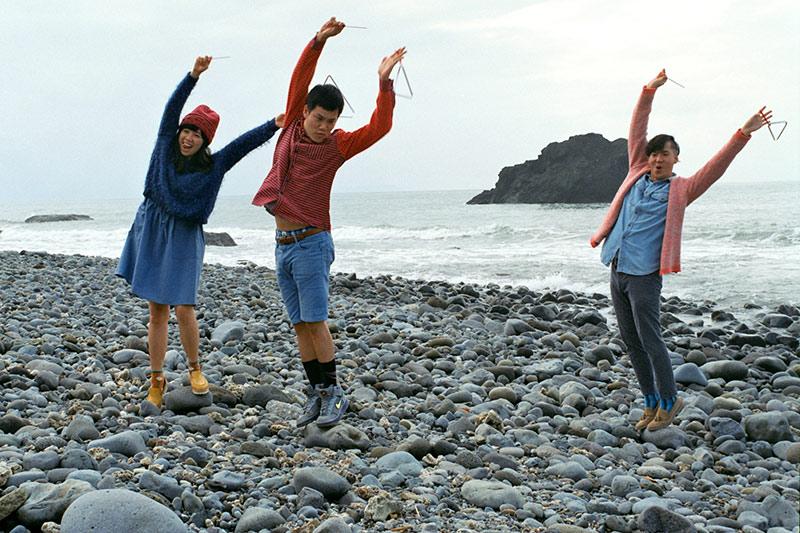 画像1: 石と石がぶつかり合う音が心地よい「加母子灣(ジャームーズーワン)」