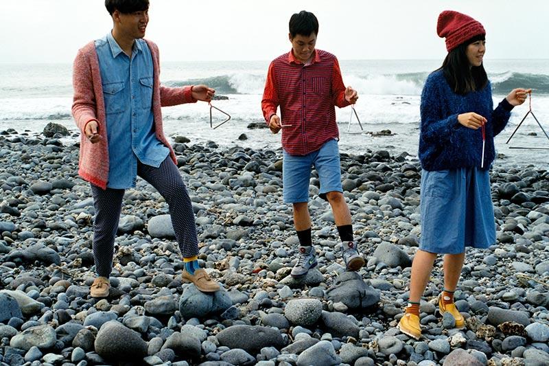 画像2: 石と石がぶつかり合う音が心地よい「加母子灣(ジャームーズーワン)」
