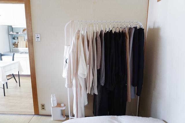 画像1: 結局着ない、衣類の整理