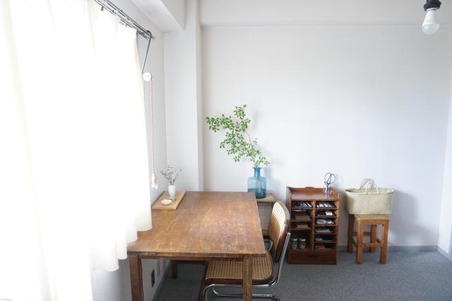 画像1: 書斎の文具はトレイを活用