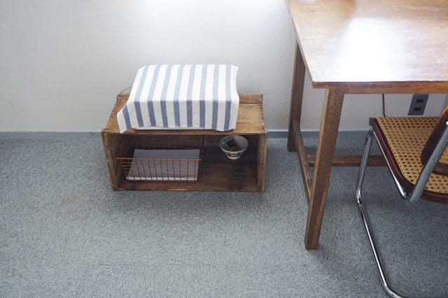 画像4: 書斎の文具はトレイを活用