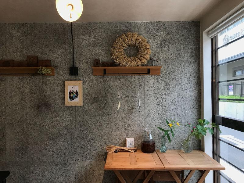 画像: 五条堀川からすぐ、オープンキッチンの小さなお店