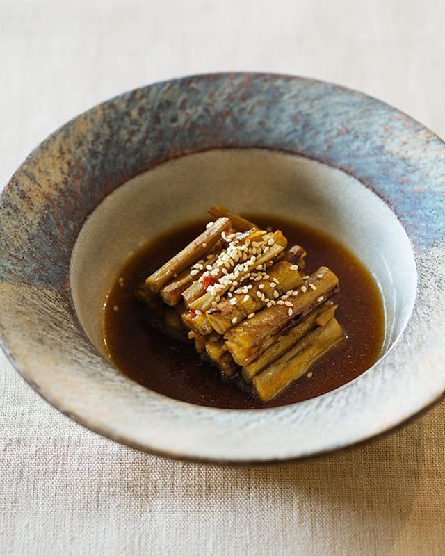画像: たたきごぼうの炒め煮のつくり方