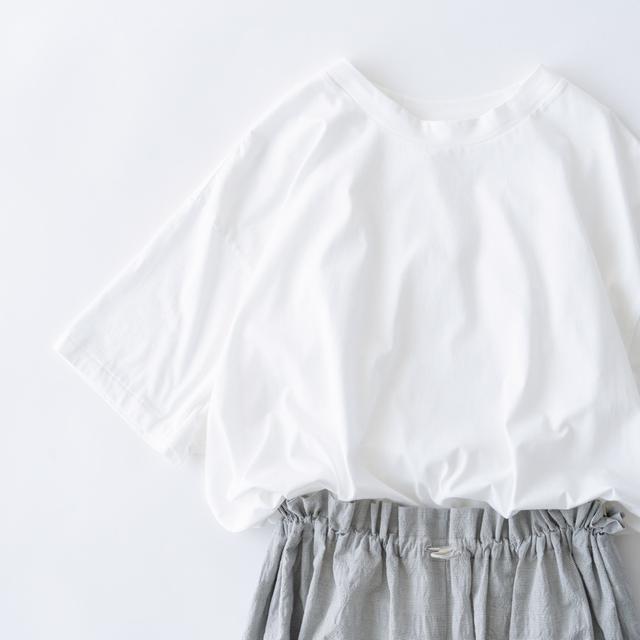 画像: ◆しなやかなTシャツ