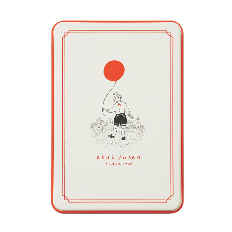 画像1: 赤い風船プレミアムギフトボックス 1,944円