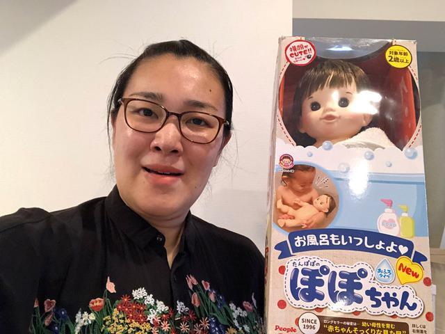 画像3: わが家の「ぽぽちゃん」人形