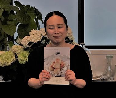 画像5: 内田真美さんのチェリーレイヤーケーキ