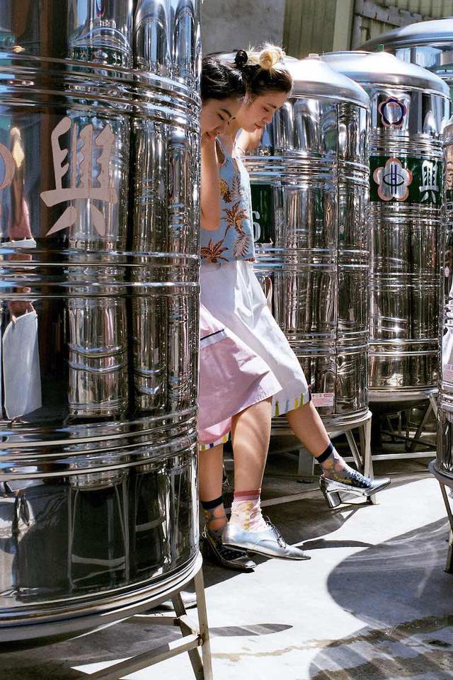 画像3: 給水タンクの工場