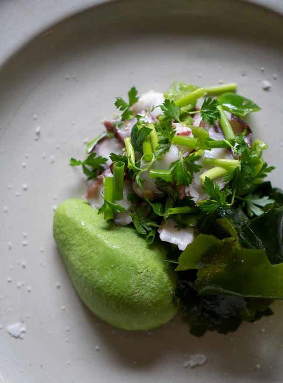 画像: たこのサラダのつくり方