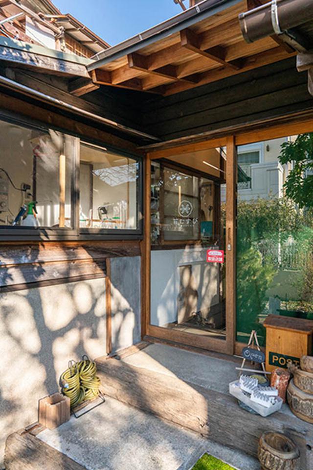 画像: 2018年に鎌倉由比ヶ浜の古民家を改修して開業