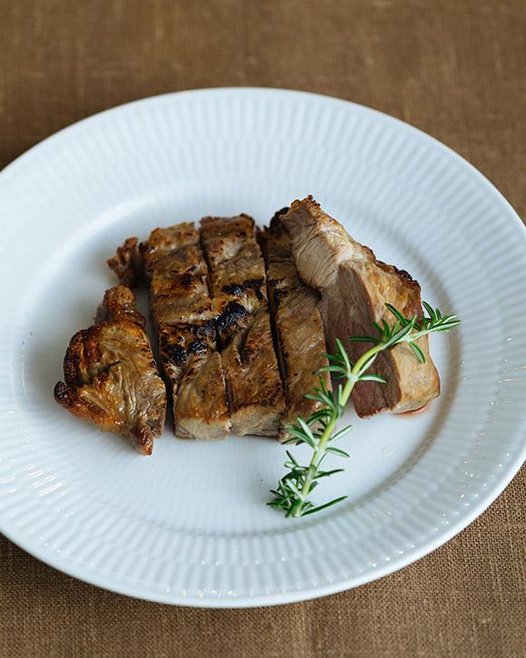 画像: 豚肉のハーブマリネソテーのつくり方