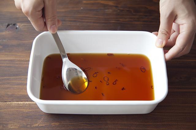画像: まるでサラダ! さっぱり味で食欲が進む「鶏むね肉の南蛮漬け」