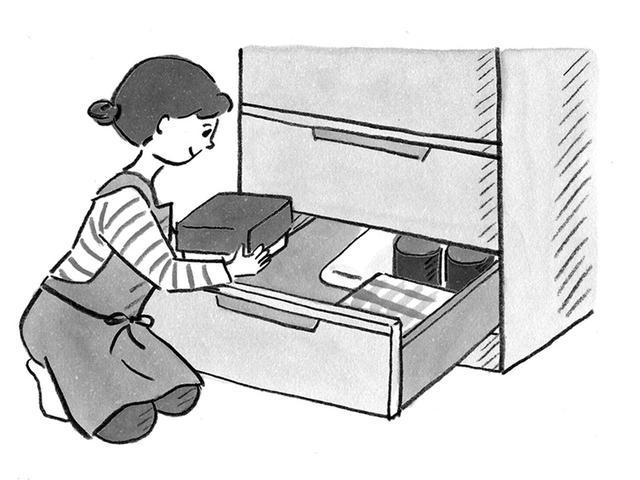 画像: あれはどこ? がなくなる、収納・片づけノート術|家族が自然に手伝える「家事ノート術」 - 天然生活web